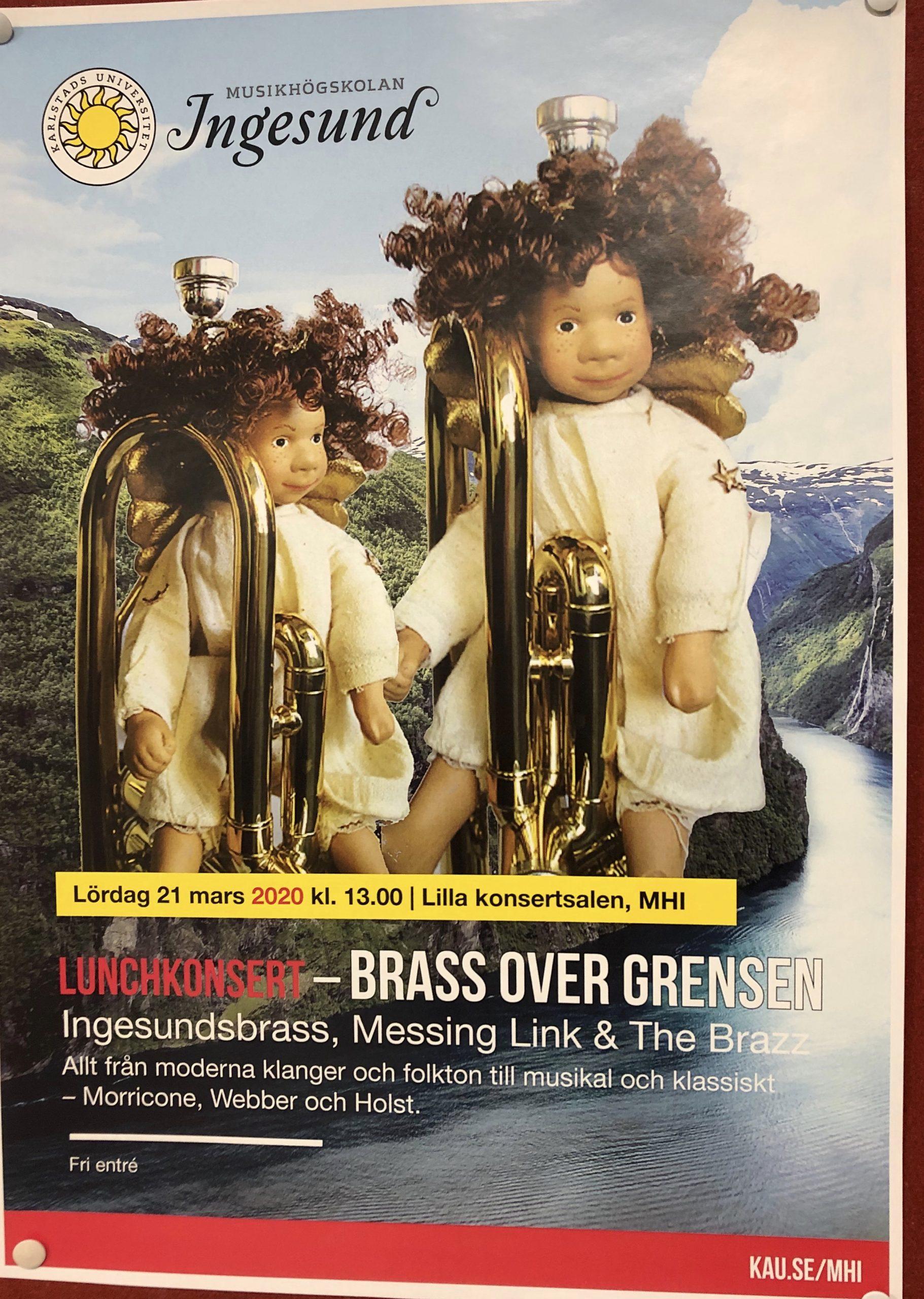 Brass over grensen- Harriet Hildebrand Kjærnsrød - euphonium